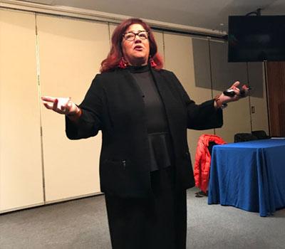 Keynote International Women's Day 2018